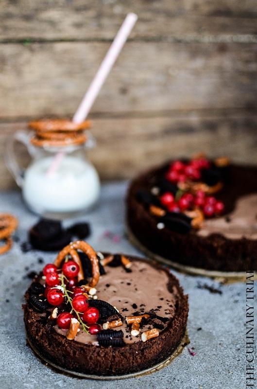 Nutellacheesecake mit Brezel-Keks-Boden78