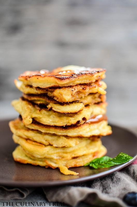 Bananenpancakes mit Salzbutter und Karamellcreme4-2
